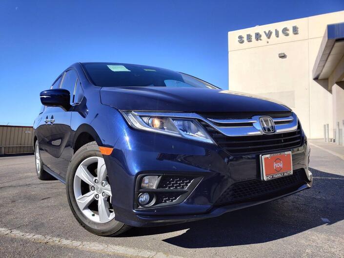 2019 Honda Odyssey EX-L El Paso TX