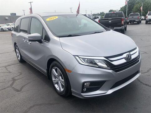 2019_Honda_Odyssey_EX-L_ Evansville IN