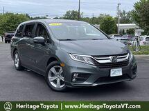 2019 Honda Odyssey EX-L South Burlington VT