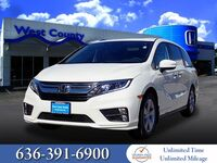 Honda Odyssey EX-L w/Navigation and Rear Entertai 2019