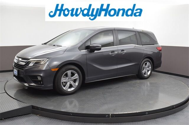 2019_Honda_Odyssey_EX-L w/Navigation and Rear Entertainment System_ Austin TX