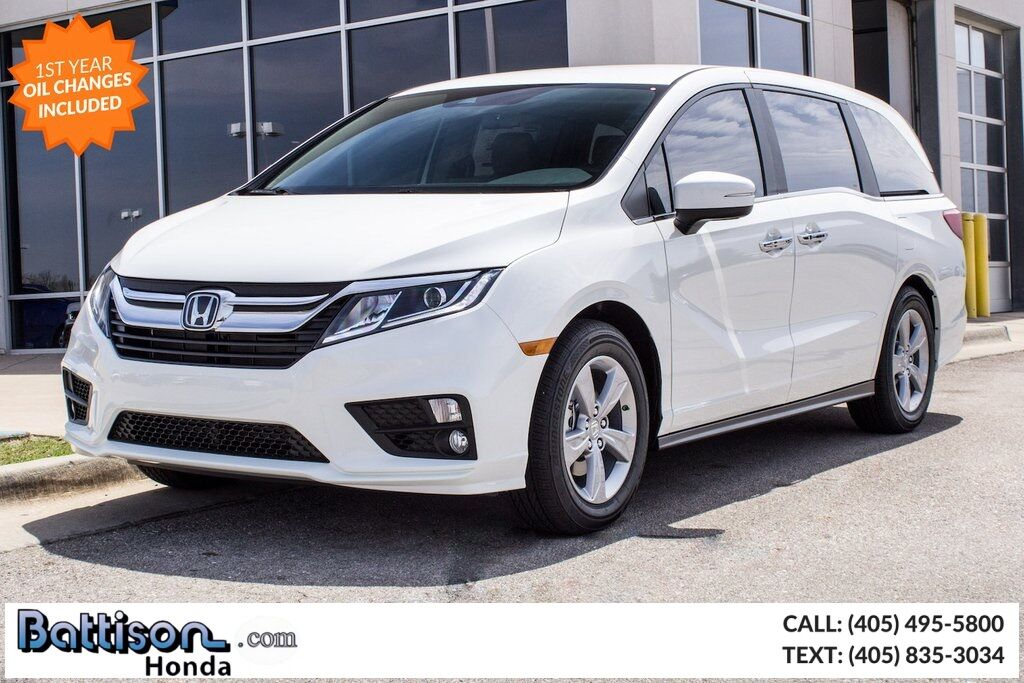 2019_Honda_Odyssey_EX-L w/Navigation and Rear Entertainment System_ Oklahoma City OK