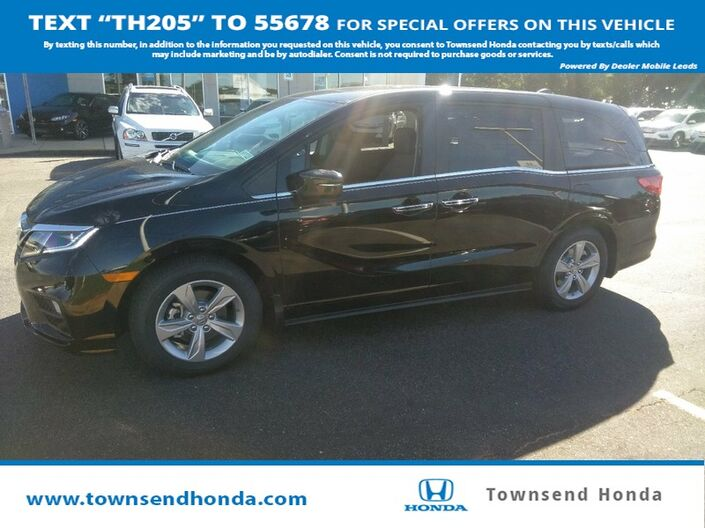 2019 Honda Odyssey EX-L with NAV and RES 3.5L V6 Tuscaloosa AL