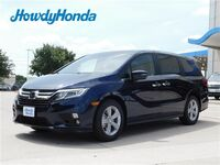 Honda Odyssey EX-L with Navigation with Rear Entertainment System 2019