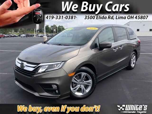 2019 Honda Odyssey EX Lima OH