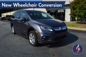 2019 Honda Odyssey EXL-NAV & RES New Wheelchair Conversion