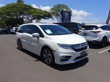 2019_Honda_Odyssey_Elite Auto_ Kahului HI