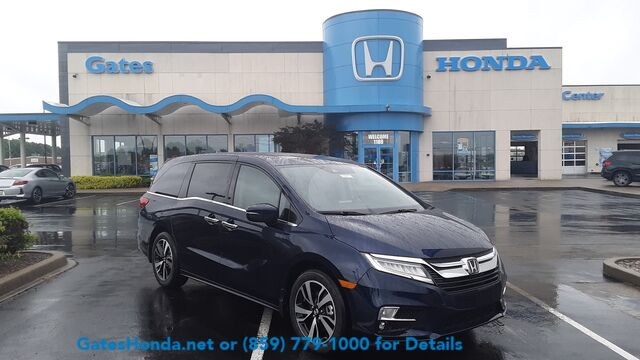 2019 Honda Odyssey Elite Auto Lexington KY