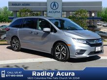 2019_Honda_Odyssey_Elite_ Falls Church VA