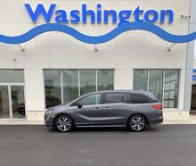 2019_Honda_Odyssey_Elite_ Washington PA