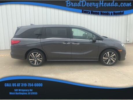 2019 Honda Odyssey Elite West Burlington IA