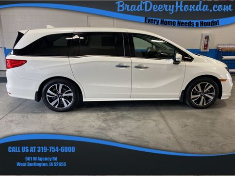 2019_Honda_Odyssey_Elite_ West Burlington IA