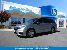 2019_Honda_Odyssey_LX_ Johnson City TN