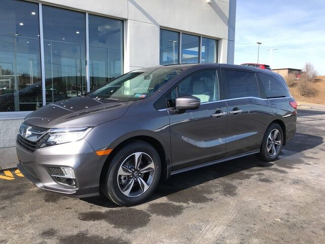 2019 Honda Odyssey Touring Auto Washington PA