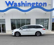 2019_Honda_Odyssey_Touring_ Washington PA