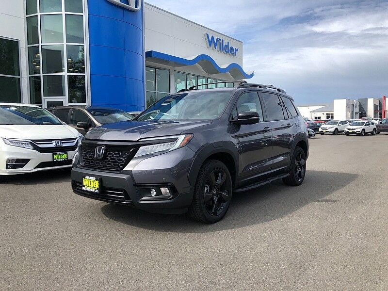 2019 Honda Passport 4d SUV AWD Elite Port Angeles WA