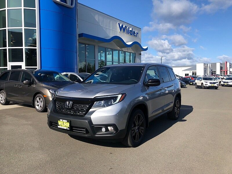 2019 Honda Passport 4d SUV AWD Sport Port Angeles WA