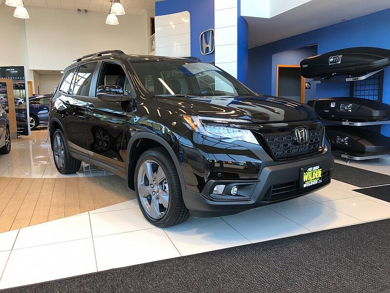 2019 Honda Passport 4d SUV AWD Touring Port Angeles WA