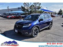 2019_Honda_Passport_ELITE AWD_ El Paso TX
