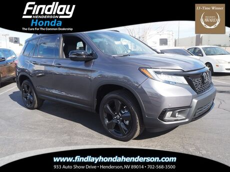 2019 Honda Passport ELITE Henderson NV