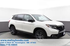 2019_Honda_Passport_EX-L_ Farmington NM