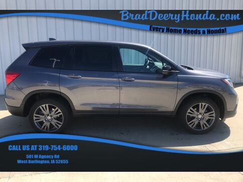 2019_Honda_Passport_EX-L_ West Burlington IA