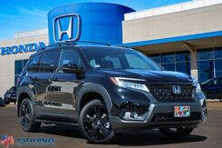 2019_Honda_Passport_Elite_ Wichita Falls TX