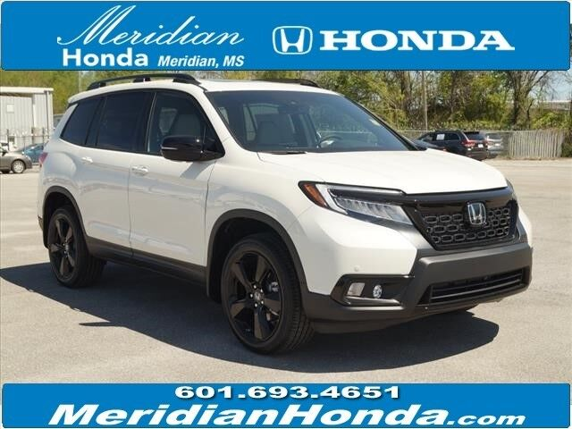 2019 Honda Passport Elite AWD Meridian MS