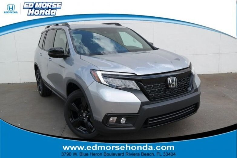 2019 Honda Passport Elite AWD Riviera Beach FL