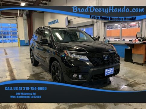 2019_Honda_Passport_Elite AWD_ West Burlington IA