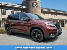 2019_Honda_Passport_Elite_ Bluffton SC