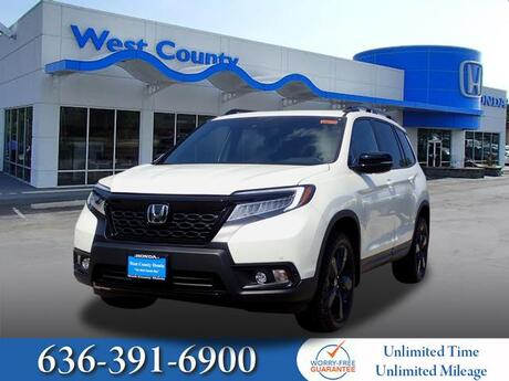 2019 Honda Passport Elite Ellisville MO