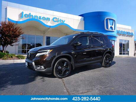 2019 Honda Passport Elite Johnson City TN