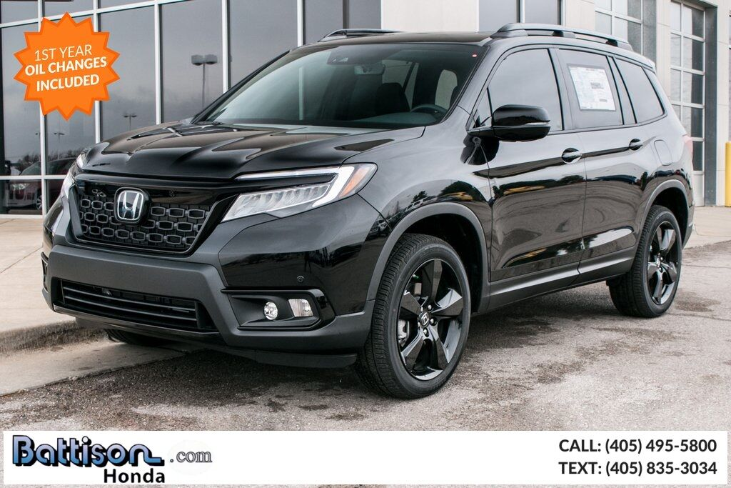 2019_Honda_Passport_Elite_ Oklahoma City OK