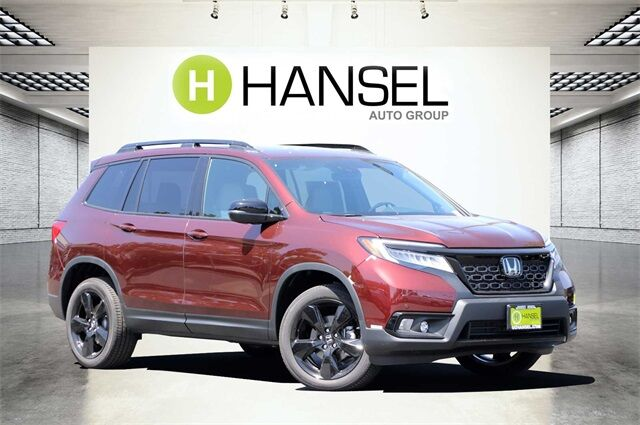2019 Honda Passport Elite Petaluma CA