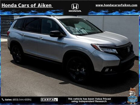 2019_Honda_Passport_Elite_ Aiken SC