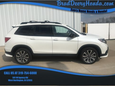 2019_Honda_Passport_Elite_ West Burlington IA
