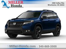 2019_Honda_Passport_Elite_ Martinsburg