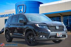 2019_Honda_Passport_Sport_ Wichita Falls TX