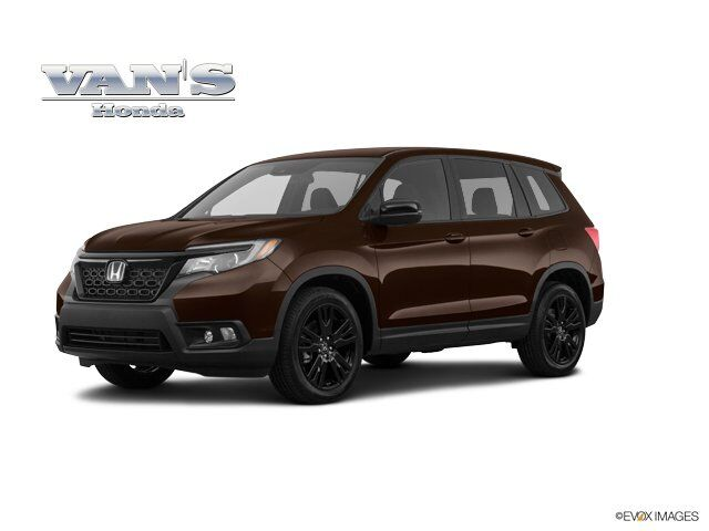 2019 Honda Passport Sport AWD Green Bay WI