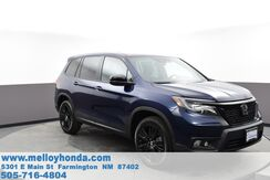 2019_Honda_Passport_Sport_ Farmington NM