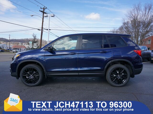 2019 Honda Passport Sport Johnson City TN
