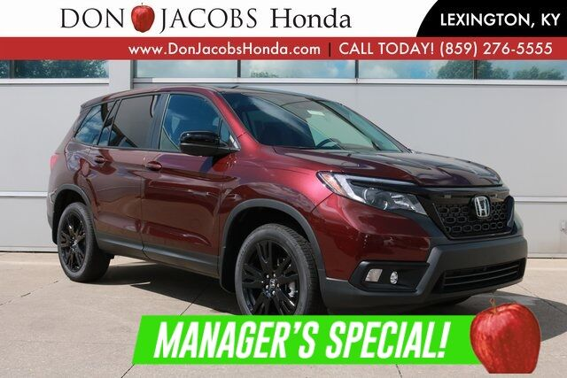 2019 Honda Passport Sport Lexington KY