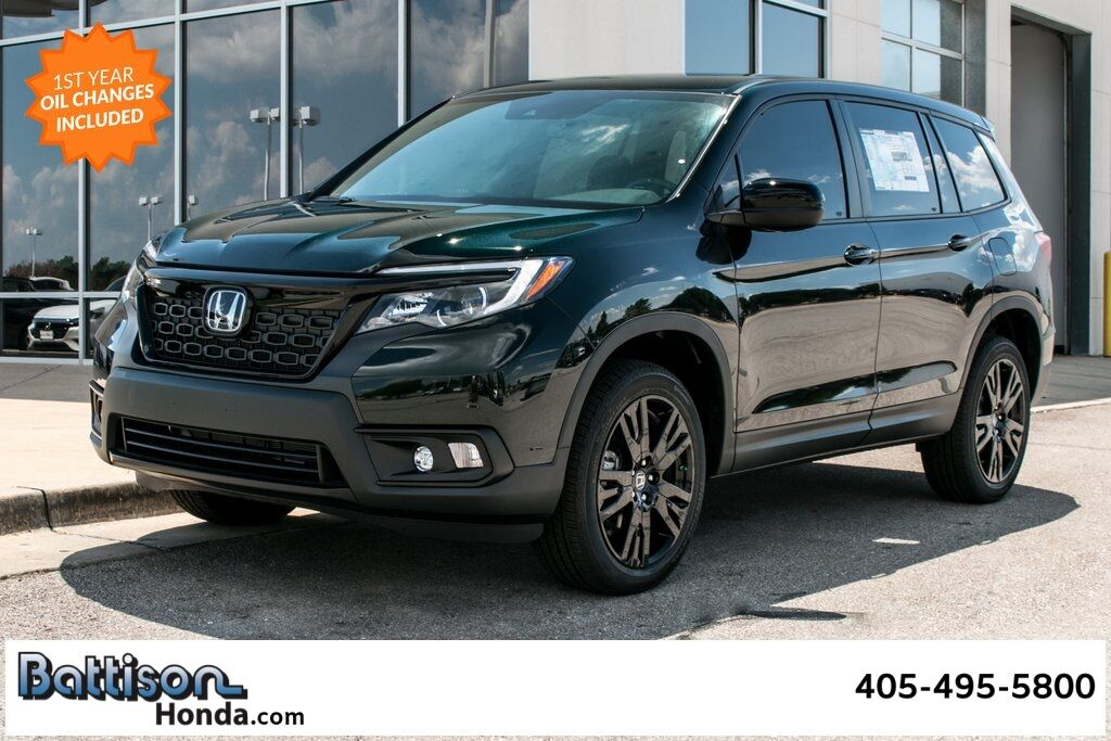 2019_Honda_Passport_Sport_ Oklahoma City OK