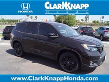 2019_Honda_Passport_Sport_ Pharr TX