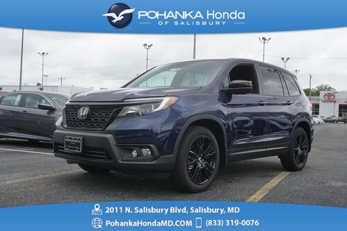 2019_Honda_Passport_Sport_ Salisbury MD