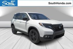 2019_Honda_Passport_Sport_