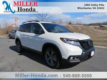 2019_Honda_Passport_Touring AWD_ Martinsburg