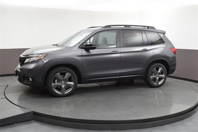 2019_Honda_Passport_Touring_ Austin TX