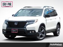 2019_Honda_Passport_Touring_ Roseville CA